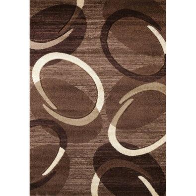 Florida 9828/02 brown darabszőnyeg 120 x 170 cm