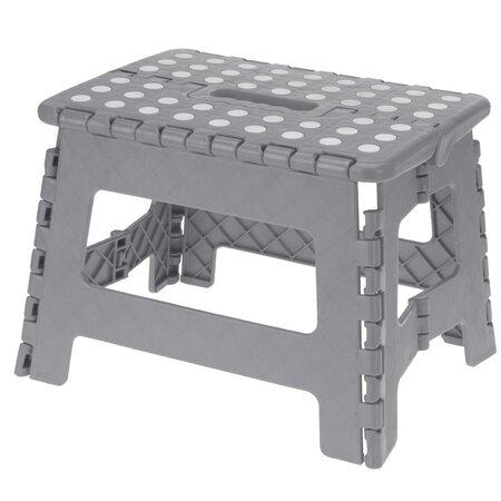 Koopman összecsukható szék, szürke, 29 x 22 cm