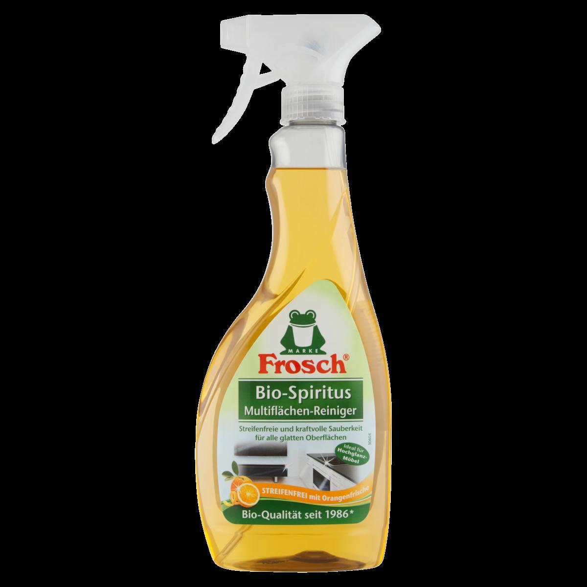 Frosch multifunkčný čistič na lesklé povrchy 500 ml