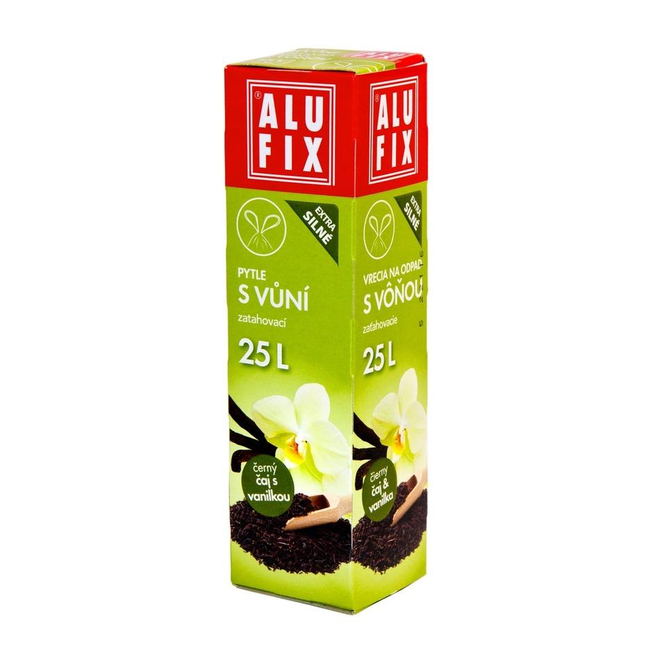 Alufix Pytle na odpad s vůní vanilky, 25 l