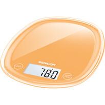 Sencor SKS 32BL konyhai mérleg, narancssárga