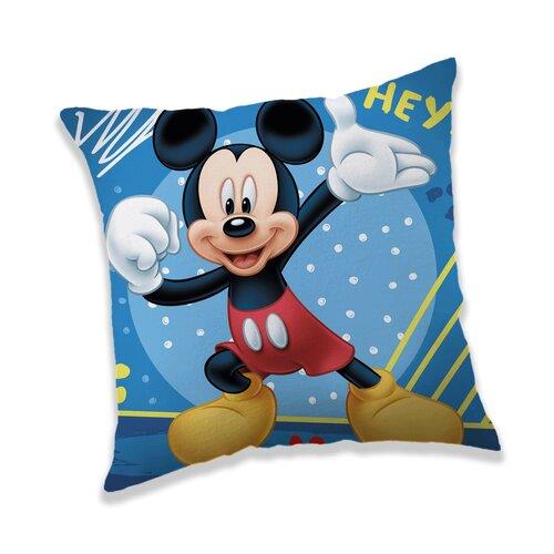 Polštářek Mickey Hey, 40 x 40 cm