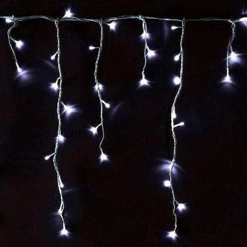 Vánoční světelný řetěz Sharks, motiv déšť, 240 LED žárovek