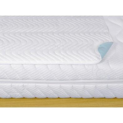 Chránič matrace SUPERABSORBENT, bílá, 70 x 90 cm