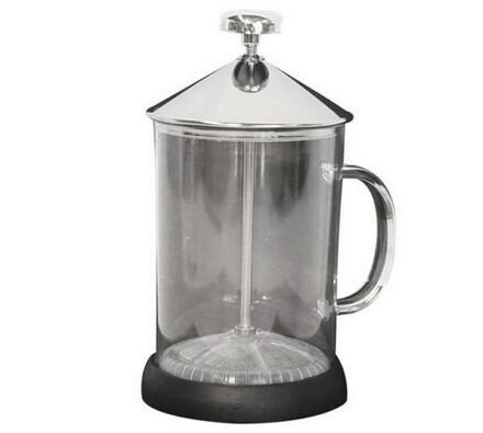 Zpěňovač mléka, stříbrná