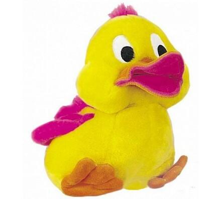 Interaktivní hračka, Kachnička, žlutá