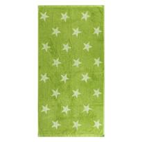 Ręcznik Stars zielony