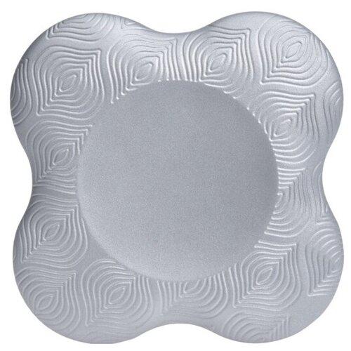 Saltea yoga XQ Max Yoga Pad 20 x 20cm, argintiu imagine 2021 e4home.ro