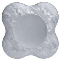 XQ Max Podkładka do jogi Yoga Pad 20 x 20 cm, srebrny