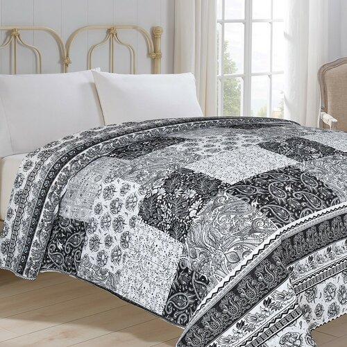 Narzuta na łóżko Texas, 220 x 240 cm