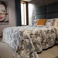 Florest ágytakaró, 140 x 220 cm