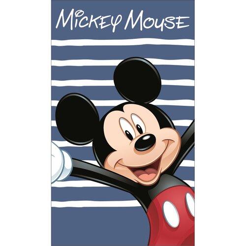 Osuška Mickey Happy, 70 x 120 cm