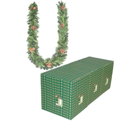 Vánoční girlanda 270 x 25 cm