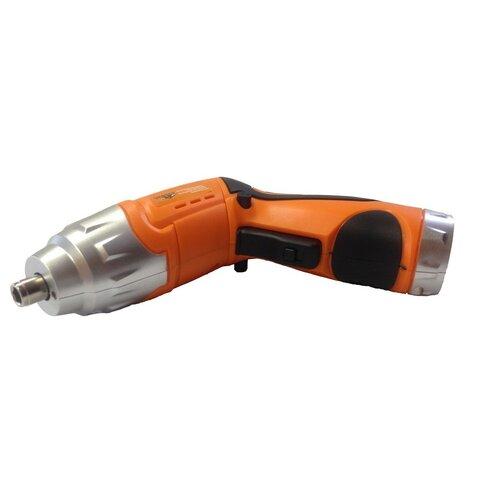 Sharks SH 285 Li-lon aku skrutkovač s LED svietidl om oranžový