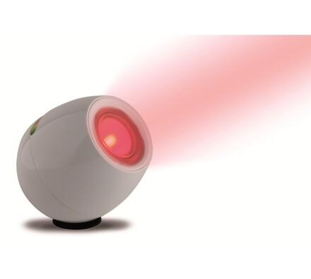 Dotyková lampa s 256 barvami světla