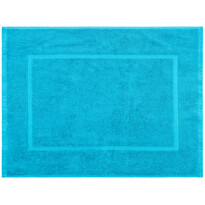 Comfort fürdőszobaszőnyeg, kék, 50 x 70 cm