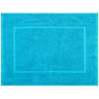 Prosop de baie pentru picioare Comfort albastru, 50 x 70 cm