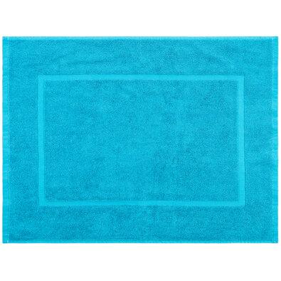 Kúpeľňová predložka Comfort modrá, 50 x 70 cm