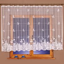 4Home záclona Frutty, 300 x 150 cm