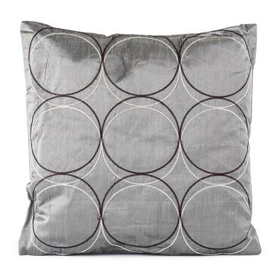 Polštářek Fantasos šedá, 45 x 45 cm