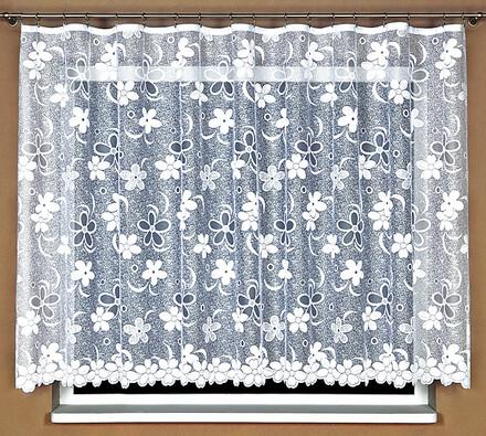 Hotová žakárová záclona Molly, 4Home, 250 x 120 cm