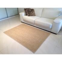 Kusový koberec Color shaggy béžová,