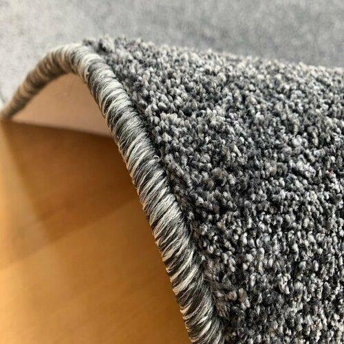 Capri darabszőnyeg, antracit, 80 x 150 cm