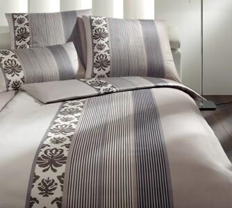 oblie ky joop ornament stripe 4022 77 140x200 70x90 cm. Black Bedroom Furniture Sets. Home Design Ideas