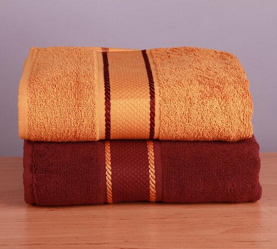 luxusné bavlnené osušky diana