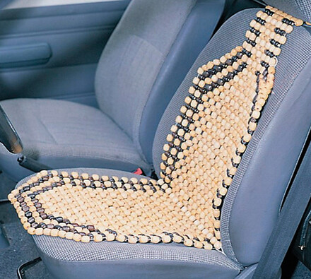 Kuličková sedačka do auta