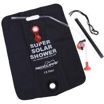 Redcliffs Zahradní solární sprcha, černá