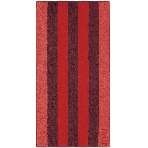 JOOP! Uterák Gala Stripes Mohn, 50 x 100 cm