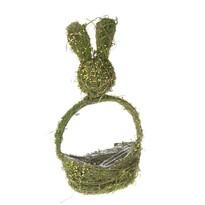 Prútený veľkonočný kvetináč Zajac, 42 x 30 cm