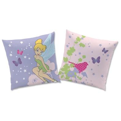 Polštářek Fairies Violette, 40 x 40 cm