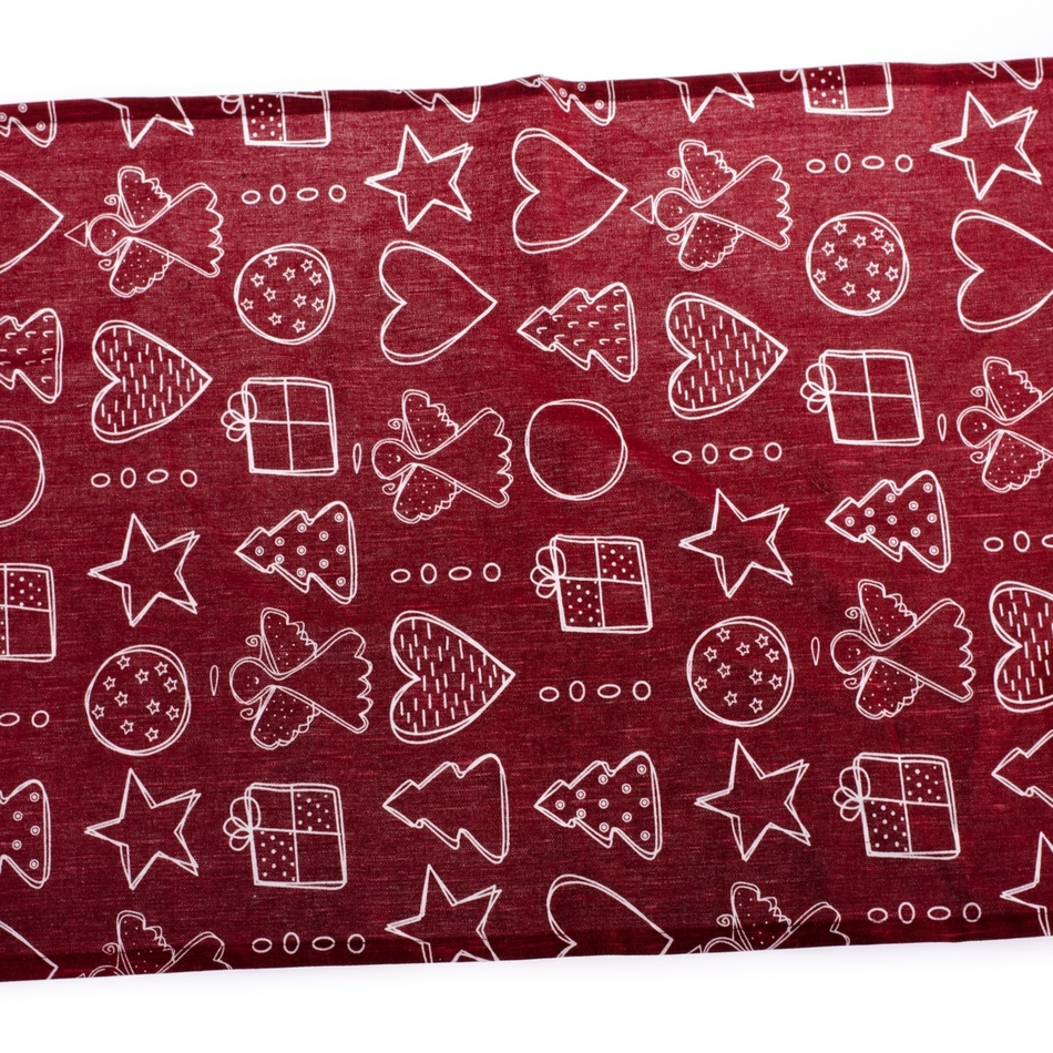 Dakls Utěrka Vánoční čas, 50 x 70 cm