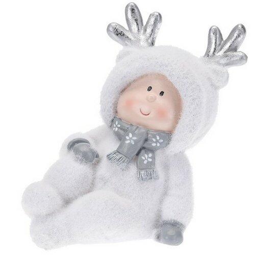 Vianočná dekorácia Baby Maggie, 14,5 cm