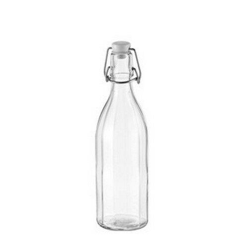TESCOMA fľaša s klipsou hranatá TESCOMA DELLA CASA 500 ml