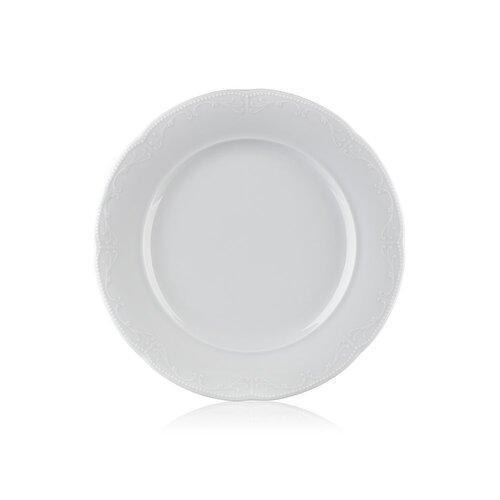 Banquet Tanier porcelánový plytký CAITLIN, 26 cm