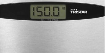 Tristar WG 2423 osobní váha digitální