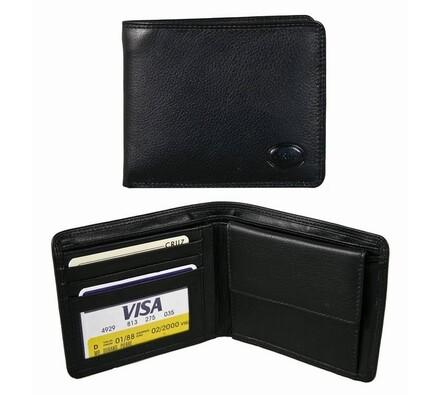 Pánská peněženka Famito 7029 Cruz hnědá