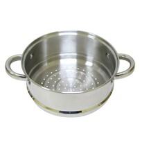 Toro Garnek z otworami do gotowania na parze 20 cm
