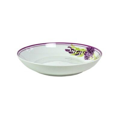 LAWENDA hluboký talíř