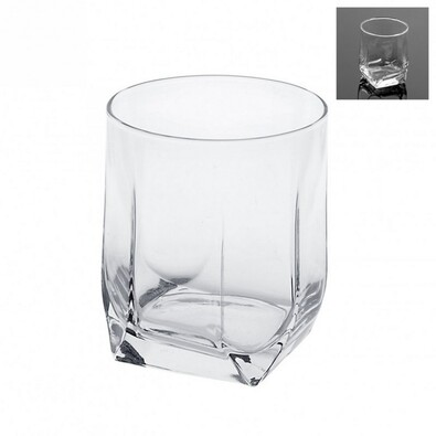 TUANA Sklenička na whisky 0,32 L