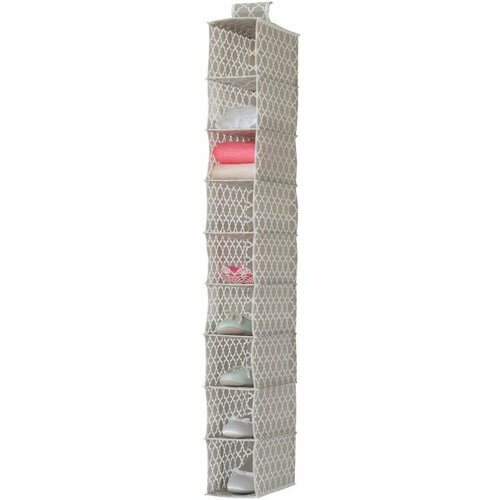 Compactor Organizator dulap Madison, 15 x 30 x 128 cm imagine 2021 e4home.ro
