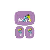 Doze igienice de gustare Tescoma Dino, 3 buc., 3 buc., violet