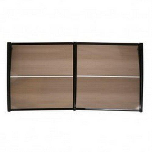 Aldo Daszek wejściowy nad drzwi przezroczysty, 100 x 200 cm
