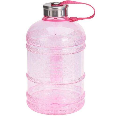 Športová fľaša 1,8 l, ružová