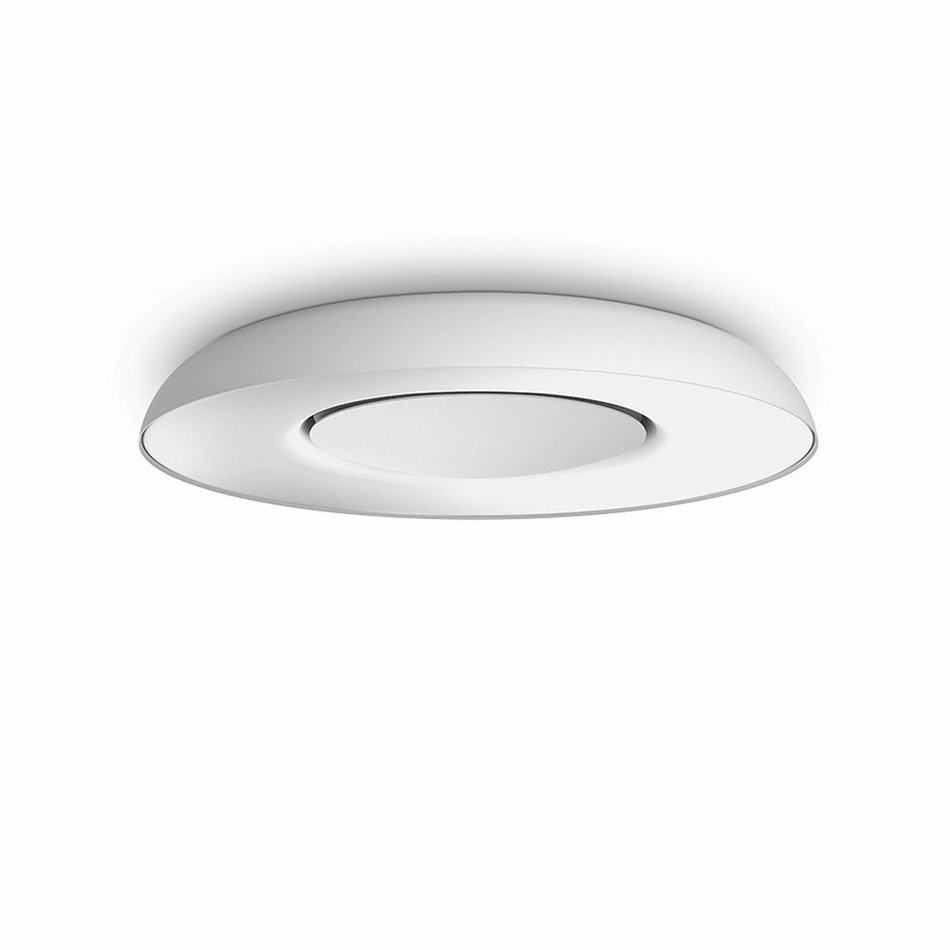Philips HUE White Ambiance 3261331  P6 Still stropní LED svítidlo 32W  2400lm 2200-6500K LED  SWITCH bílá Bluetooth