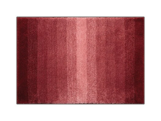 Koupelnová předložka Grund RIALTO vínová, 60 x 90 cm