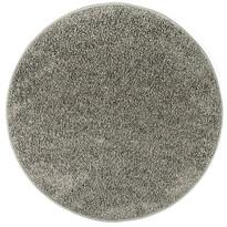 Kusový koberec Color shaggy šedá,